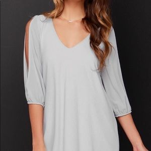 Lulus shift dress